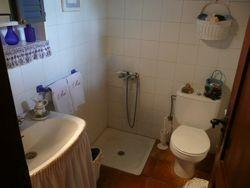Badezimmer vom Hauptschlafzimmer