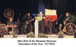 Allen Hurt, 05/18/2012