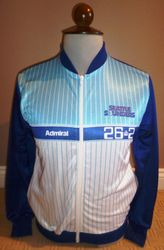 nasl seatle sounders admiral tracksuit top replica