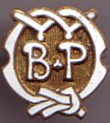 1932 - 1968 Cadet Captain Warrant Badge