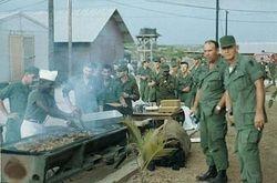 117th BBQ Vietnam Style: