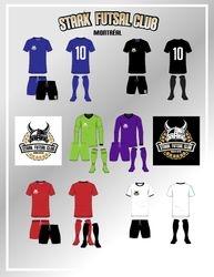 Stark Futsal Club Full Uniform, PLFQ
