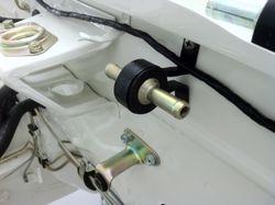 check valve insulator