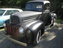 23. 47 Ford pickup,