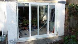 PVC-u Sliding Double Glazed Patio Door