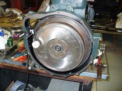 New Flywheel