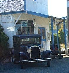 Winton Amies Motoring Museum (Naseby)