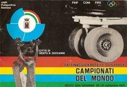 1975 - Sesto San Giovanni, Italy