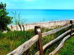 Old Fort Sheridan Beach