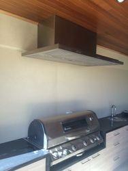 Excelsior rangehood install