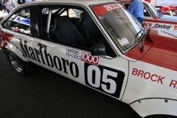 Brock's Car