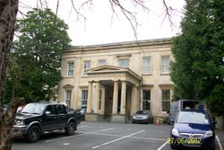 Burlington House, Lypiatt Road (Suffolk Lawn)