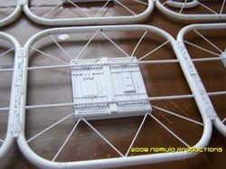 Building the Light Panel Frames - 3