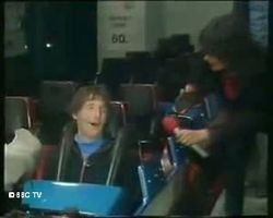 BLACKPOOL ROLLER COASTER ESCAPE 26TH SEPTEMBER 1984