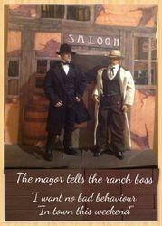 the lawmen by WKH