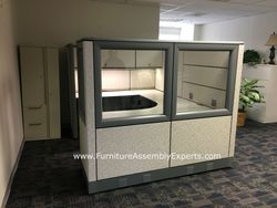 office cubicle installation service in crystal city Virginia