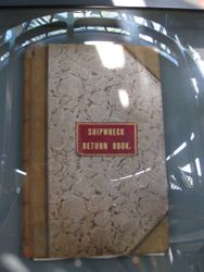 Shipwreck book