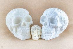 Crânes déco