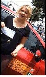 Driving School Coburg - Testimonial - Olivia Green