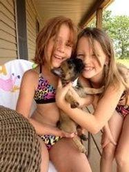 Skye & Gidget -7/1/2012