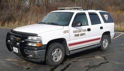 502 - Deputy Chief's Vehicle
