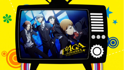Persona Golden Time