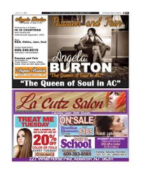 ANGELA BURTON / LA CUTZ SALON