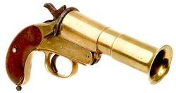 Webley & Scott Flare gun