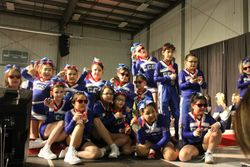 Pee Wee Cheerleading