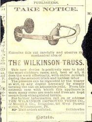 The Wilkinson Truss