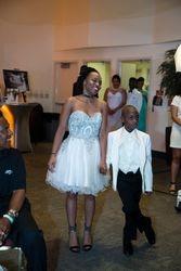 Wedding Dress & Ringbearer