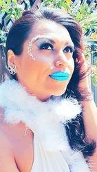 Fantasy Blue Princess