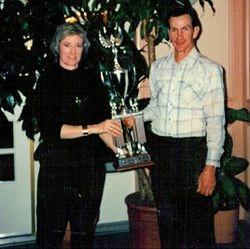 VDS Progression Award-1986