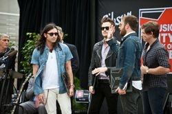 Walk of Fame Ceremony | Nashville (21 Sep 12)