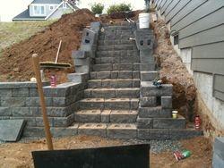 retaining wall in Beaverton   Beaverton retaining walls