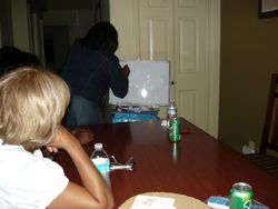 Pictionary Game time