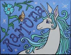 Ramona's Unicorn