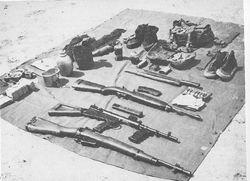 Jungle Equipment 1949-50