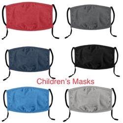 Children's Masks with Adjustable Strap