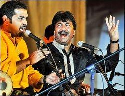 Ustad Rashid Khan with Shankar Mahadevan