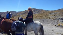 Horseback Riding in the Sacred Valley!