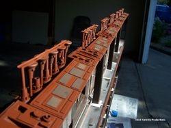 Overhead Module Painting - 9