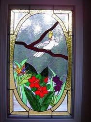 Emerson's White Bird