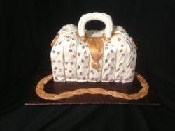 Julianas Purse Cake