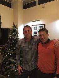 Mark Anderson & Dean Saunders