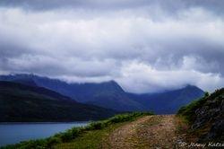 The way to Torrin - Isle of Skye
