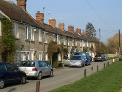 Thrupp Cottages