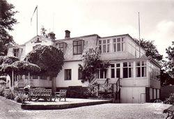 Hotell Mor Cilla 1958