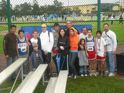The Family with the Athletes