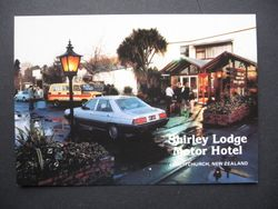Shirley Motor Lodge